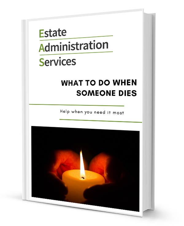 What To Do When Someone Dies free eBook